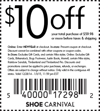 image relating to Shoe Carnival Coupon Printable titled Shoe carnival coupon 2018 printable - Ocharleys coupon nov 2018