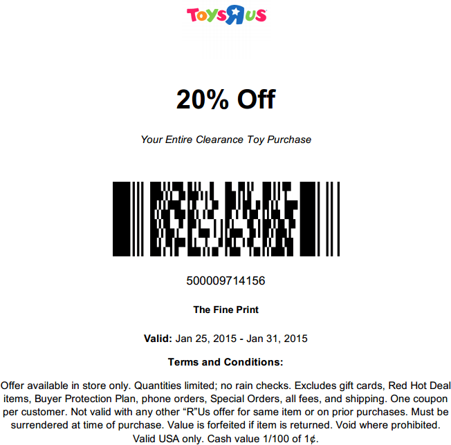Amazon toys coupon code discount